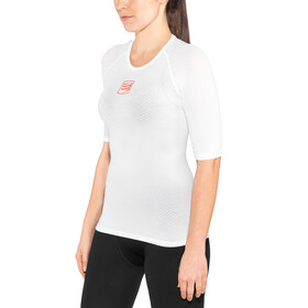 Compressport 3D Thermo UltraLight Blouse korte mouwen, white